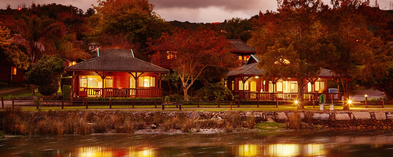 Luxurious Chalet Accommodation in Knysna