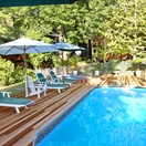 Swimming pool, Knysna River Club